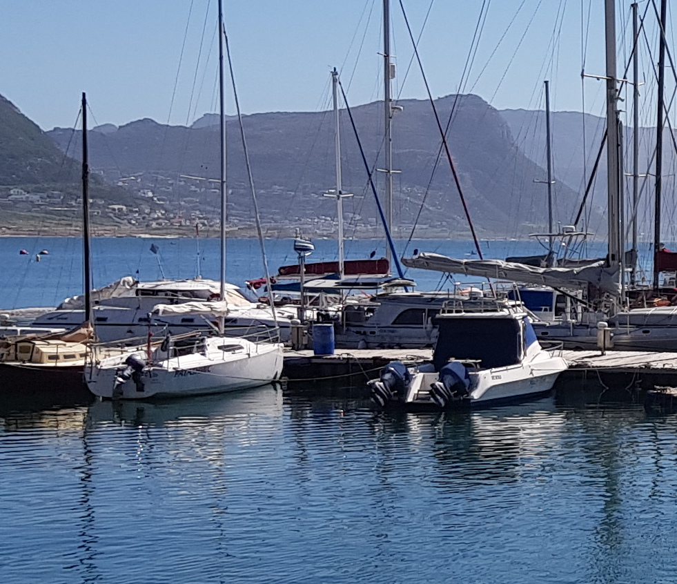 False Bay Yacht Club_External